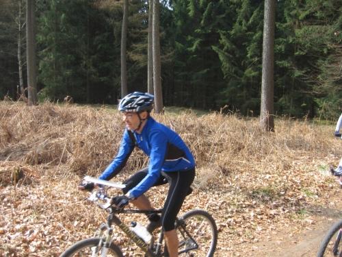 MTBO Camp 2009 007