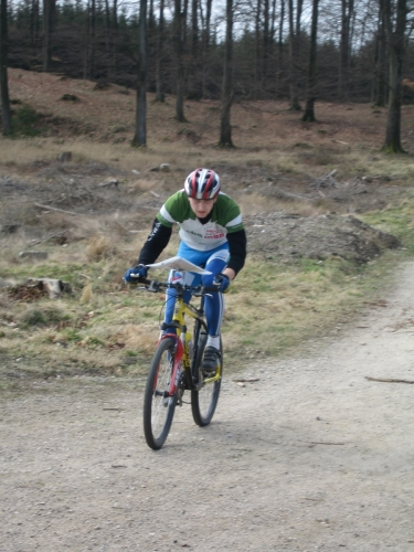 MTBO Camp 2009 013